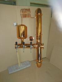 Пивная колонна UKtower X-line