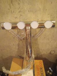 Пивная Башня Т - Образная  4 СОРТА,под пеногаситель