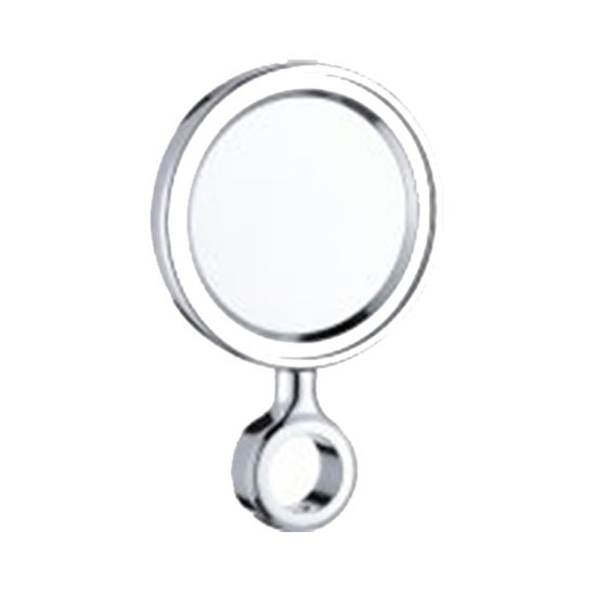 Медальон круглый на прямой короткой ножке
