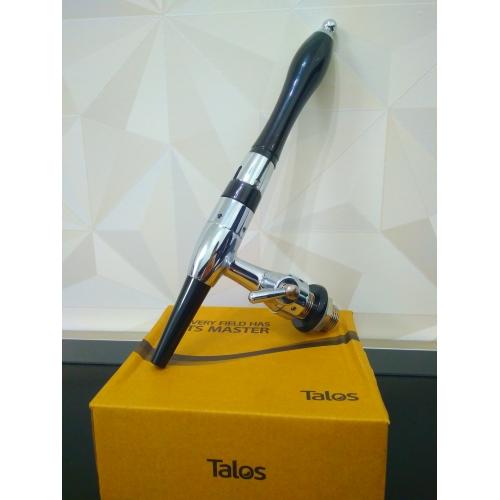 Азотный кран Talos, хром